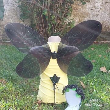 Kit asa de borboleta adulto