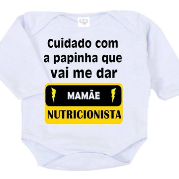 Body Baby Mamãe Nutricionista