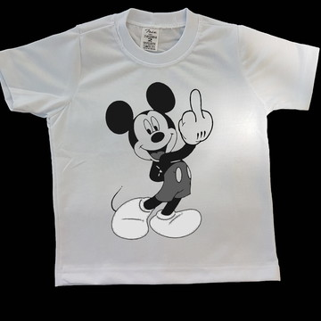 Camiseta Infantil - Mickey