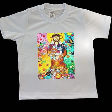 Camiseta Infantil - São Francisco de Assis