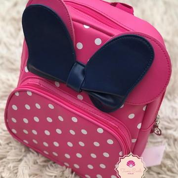 3825a41b4 Mochila Infantil Minnie Pink