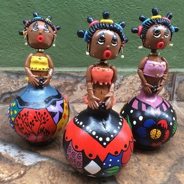 Bonecas de Cabaça