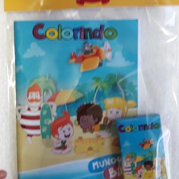 Kit para colorir - Mundo Bita