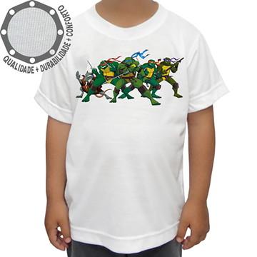 Camiseta As Tartarugas Ninja Personagens Splinter Attack