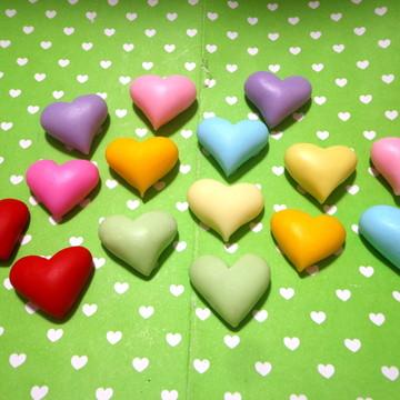 Coração Apliques
