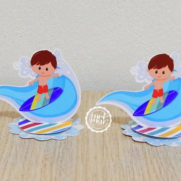 Aplique 3D Surf