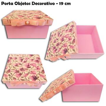 Porta Objetos Decorativo - 19 cm