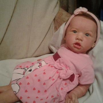 Bebê Reborn Saskia