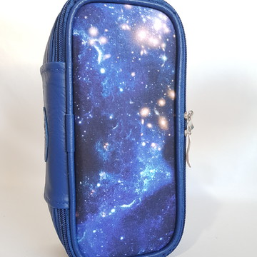 6afd3bfe9 Estojo Galaxia Nebulosa 50 pens