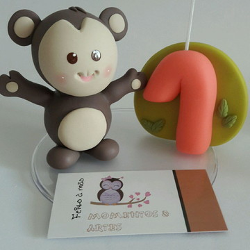 Topo vela macaco animazoo