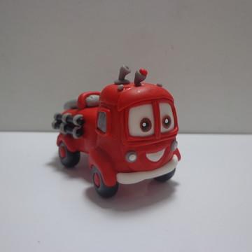 Carros Carro de bombeiro