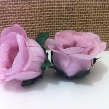 Forma em tecido Tulipa