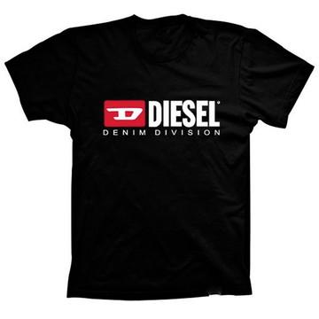 Camiseta Diesel Personalizada