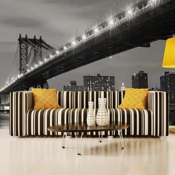 Painel Fotográfico Ponte Brooklyn