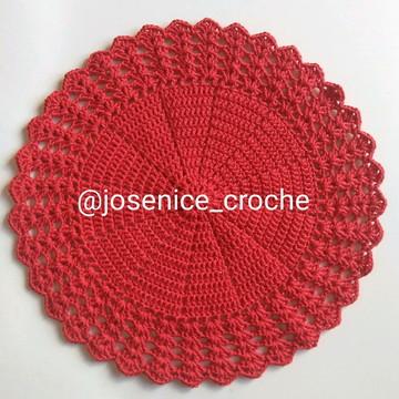 Souplast de crochê linha barroco