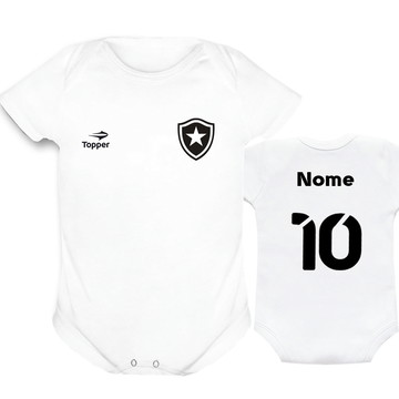 75b7116ab8343 Body Botafogo Bebe Personalizado