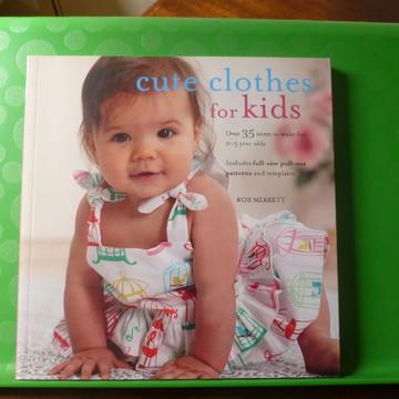 Livro de moldes - infantil de 0-5 anos