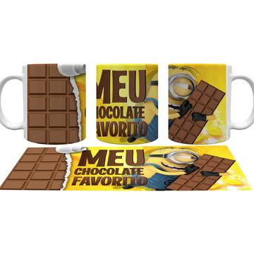 Caneca meu chocolate