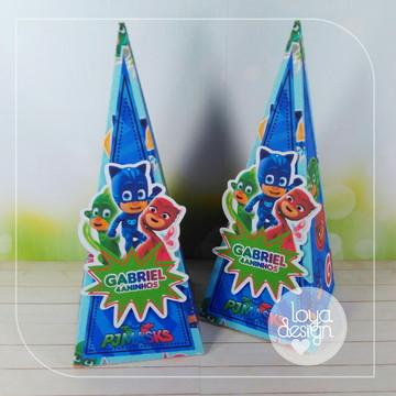 Caixa Cone Pj masks