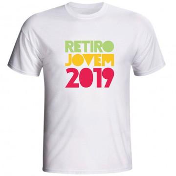 Camiseta Para Retiro Igreja Jovens Carnaval 2019 Cristã 02