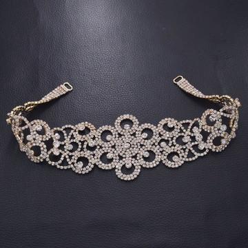 Cinto de strass luxo para vestido de noiva ou de festa