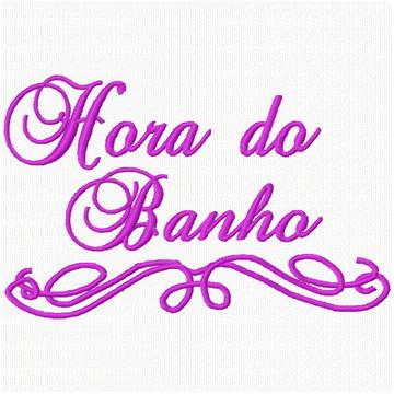 MATRIZ BORDADO bc733 HORA DO BANHO MARRY