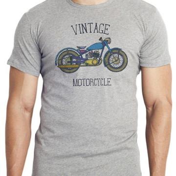 camiseta blusa Moto vintage motoqueiro harley davidsom