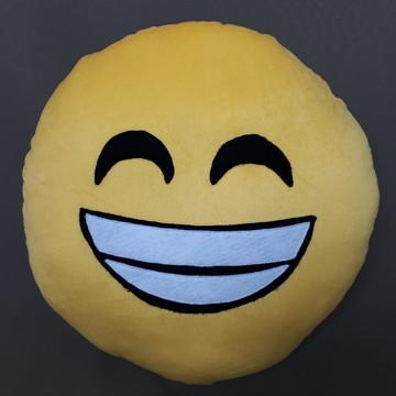 Almofadas Criativas Emoji divertido