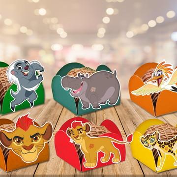 forminhas para doces a guarda do leão - frete grátis