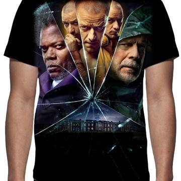 Camiseta - Filme Vidro - Estampa Total