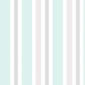 Papel de Parede Listrado Tons de Azul Claro 1458