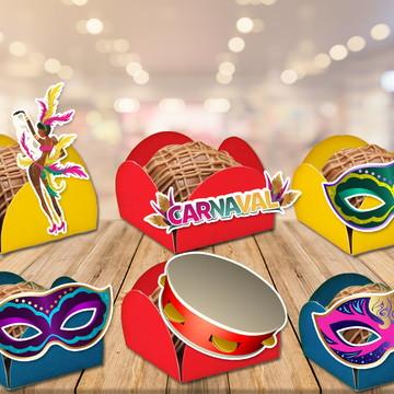 forminhas carnaval