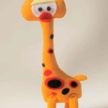 Turma BabyTV - Girafa Raffa