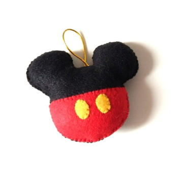 Bola em Feltro do Mickey