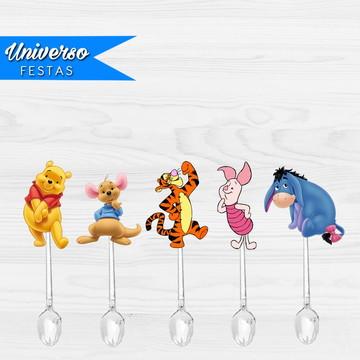 Mini colher topper - Pooh