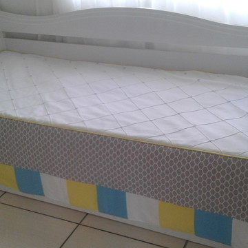 colcha para cama babá