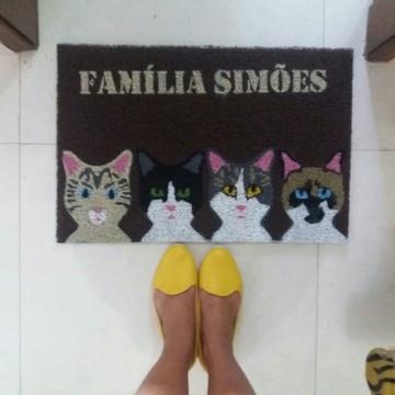 Gatos: Siamês, Malhados e Tigrados