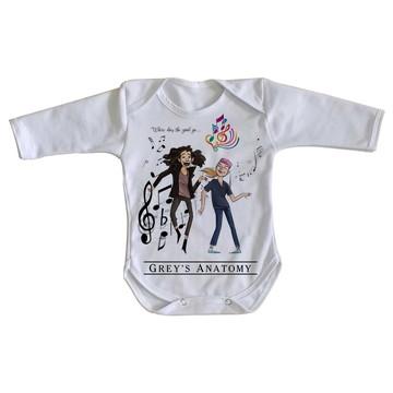 Body bebê roupa nenê Greys Anatomy where does the good go