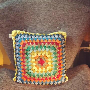 Almofada de Croche