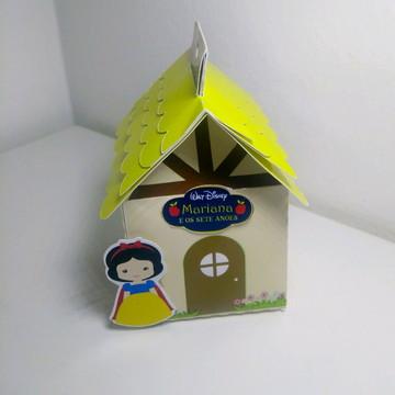 Casa - Branca de Neve