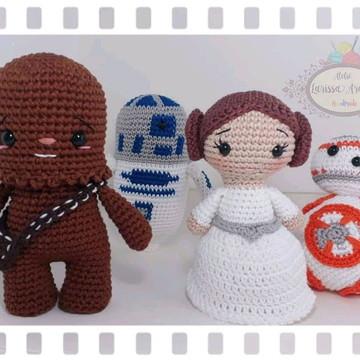 Kit Personagens Star Wars