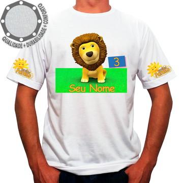Camiseta Turminha Paraíso Leão