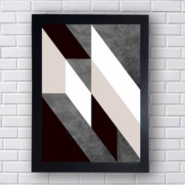Quadro Poster Geometrico 3