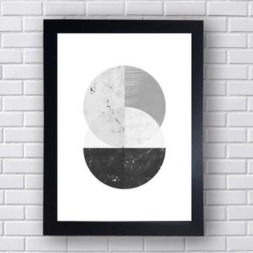 Quadro Poster Geometrico 5
