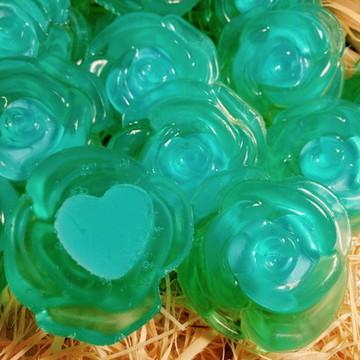 Lembrancinha 15 Anos , Sabonete Azul Tiffany