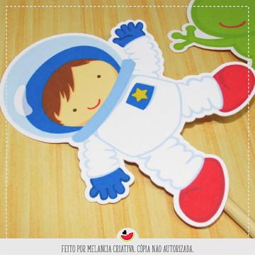Topper Astronauta (Centro de Mesa)