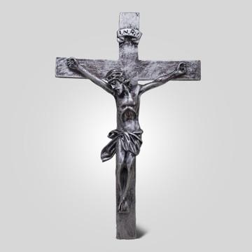 Crucifixo Prata Inquebrável
