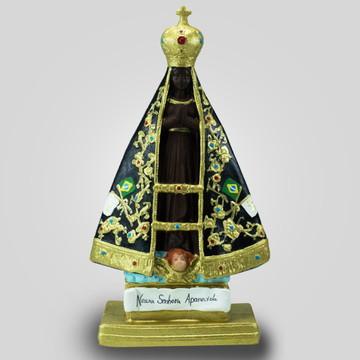 Nossa Senhora Aparecida Inquebrável 41 cm
