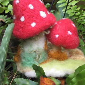 cogumelo duplo