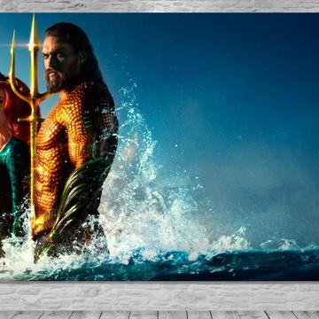 Painel Aquaman Frete Grátis